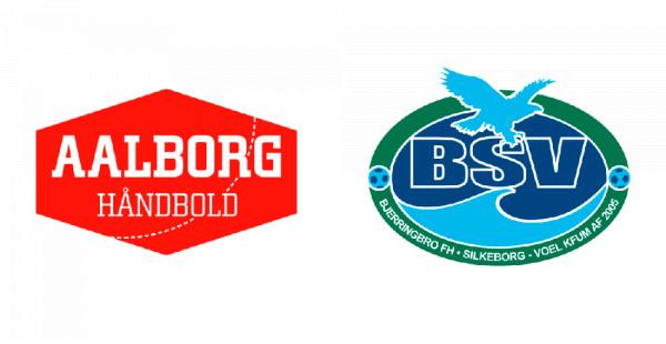 Semifinale: Aalborg Håndbold - Bjerringbro-Silkeborg