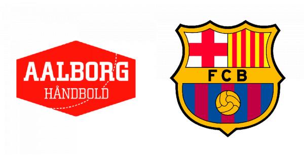 Aalborg Håndbold - FC Barcelona