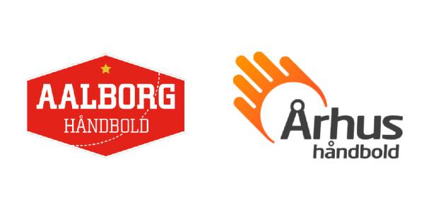 Herre Håndbold Ligaen: Aalborg Håndbold - Århus Håndbold