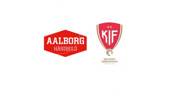 Kvartfinale Santander Cup: Aalborg Håndbold - KIF Kolding København